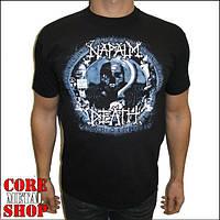Футболка NAPALM DEATH - Smear Campaign, фото 1
