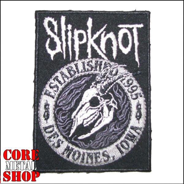 Нашивка Slipknot