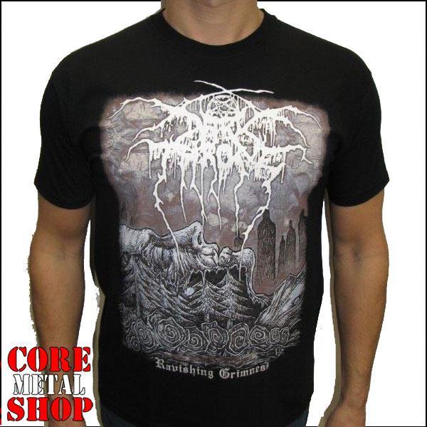 Футболка Darkthrone - True norwegian black metal