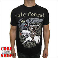 Футболка Hate Forest - With Fire and Iron, фото 1