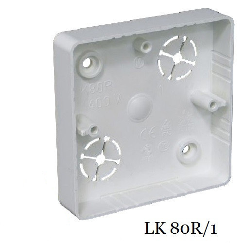 Коробка приборная KOPOS LK 80R/1