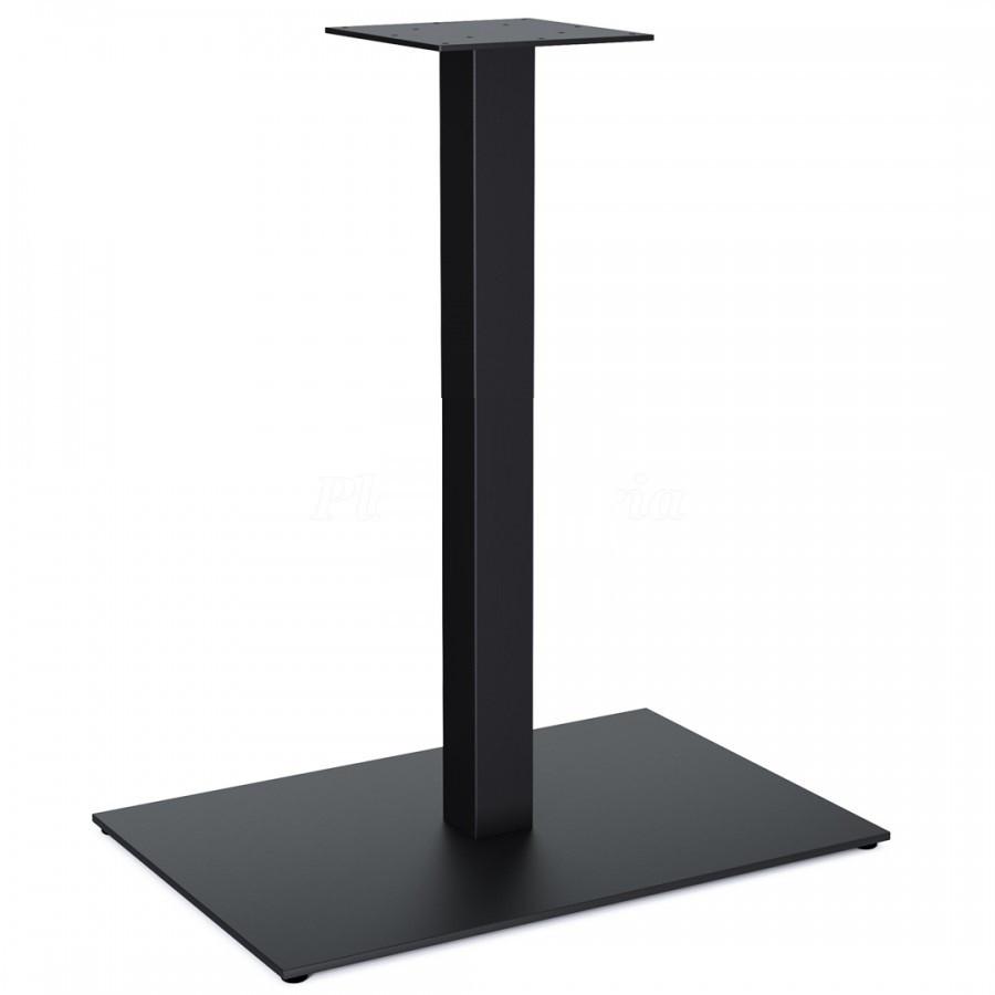 """Металеві опори """"UNO"""" для столу з широкою пластиною 6мм"""