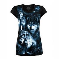 Туника Arctic Wolf - Rock Eagle Tie Dye