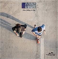 Ваги підлогові Monte MT-6012-4