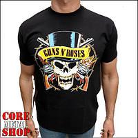 Футболка Guns n Roses, фото 1