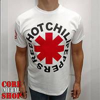 Футболка Red Hot Chili Peppers (белая), фото 1