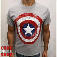 Футболка Капитан Америка