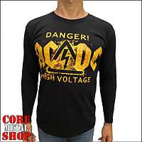 Лонгслив AC/DC - Danger High Voltage, фото 1