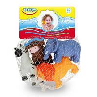 """Набор игрушек для ванной """"Животные"""" BeBeLino 58004 ( TC123110)"""