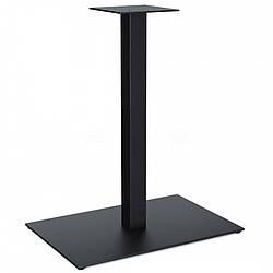 """Металеві ніжки """"UNO"""" для столу з широкою пластиною 8мм"""