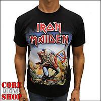 Футболка Iron Maiden - The Trooper, фото 1