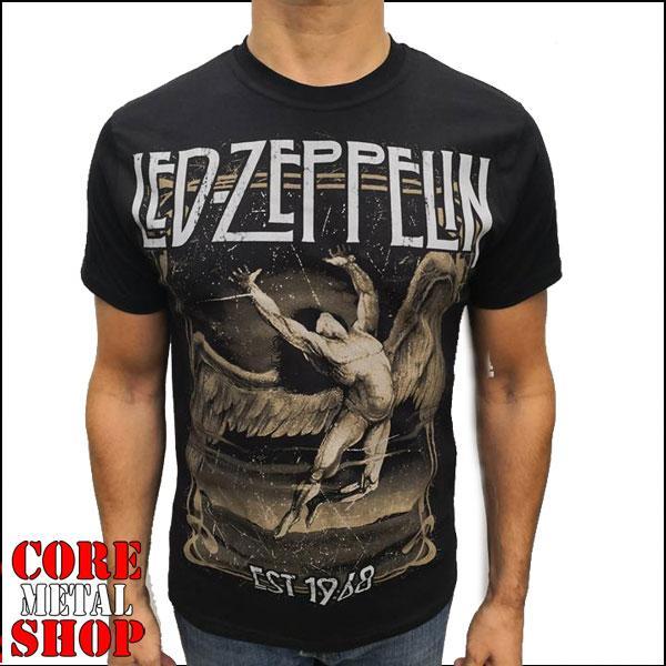 Футболка Led Zeppelin - Est 1968