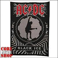 Нашивка AC DC - Black Ice (на всю спину)