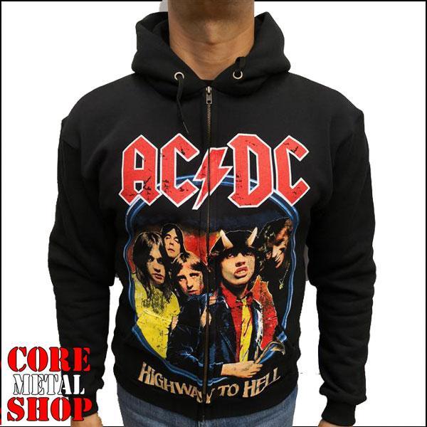 Толстовка AC DC - Highway to hell