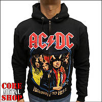 Толстовка AC DC - Highway to hell, фото 1