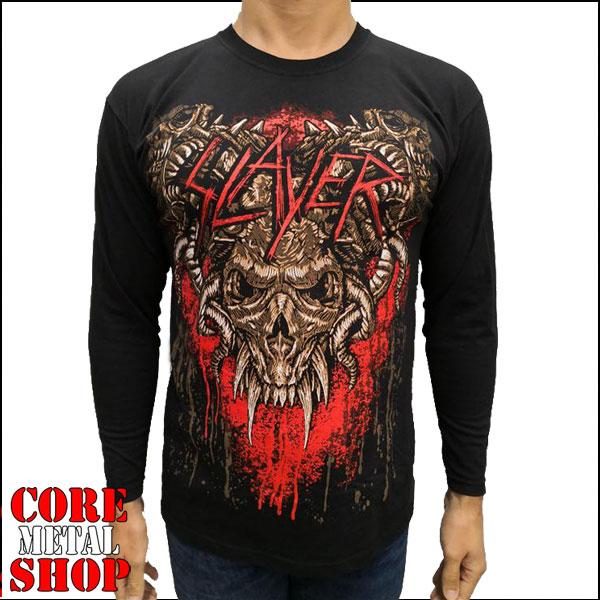 Лонгслив Slayer - World Painted Blood