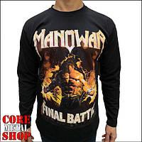 Лонгслив Manowar - Final Battle
