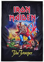 Флаг Iron Maiden - The Trooper