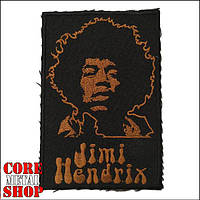 Нашивка Jimi Hendrix