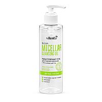 Мицеллярный Очищающий гель, для снятия макияжа, Vilenta BLOOM, 7 DAYS 200 мл