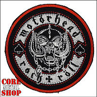 Нашивка Motorhead - Rock and Roll