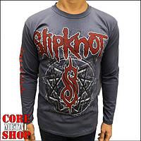 Лонгслив Slipknot (серая), фото 1