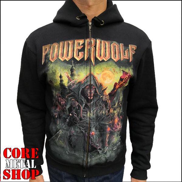 Толстовка Powerwolf - The Metal Mass на молнии
