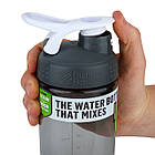 Спортивная бутылка-шейкер BlenderBottle SportMixer Sleek Promo 820ml Grey (ORIGINAL), фото 2