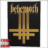 Нашивка Begemot (на всю спину)