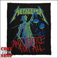 Нашивка Metallica