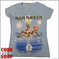 Женская футболка Iron Maiden - Seventh Son Of A Seventh Son