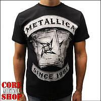 Футболка Metallica - Since 1981, фото 1