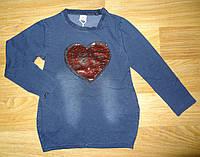 Туника для девочек под джинс оптом, Seagull, 8-16 рр., арт. CSQ-56837