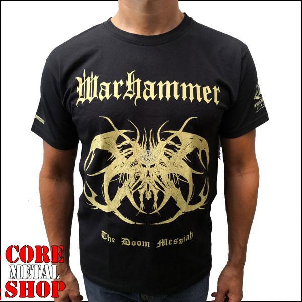 Футболка мужская Warhammer - The Doom Messiah