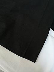 Кулир Чёрный 100% хб - 200см.