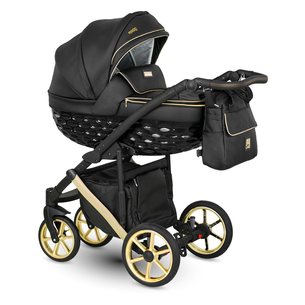 Дитяча універсальна коляска 2 в 1 Camarelo Maggio MgEco-01