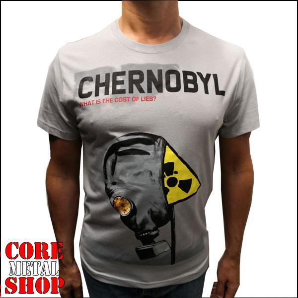 Футболка Chernobyl - What is the coast of life?