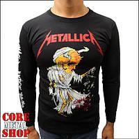 Лонгслив Metallica - Damaged Justice, фото 1