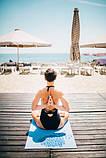 Йога Мат 6 мм с Рисунком, Коврик Для Йоги и Фитнеса Армированный Пилатеса., фото 5