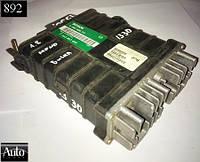 Электронный блок управления (ЭБУ) Volkswagen Jetta II Golf II Passat / Audi 80 100 1.8 87-91г (PM 4B RP)