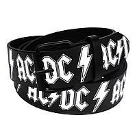 Ремень с печатью AC/DC - Back in Black