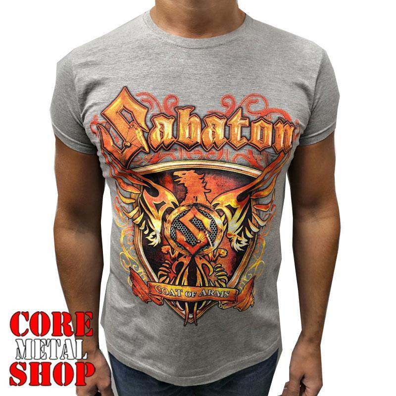 Футболка Sabaton - Coat Of Arms
