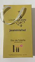 Подарочный набор Love1 Million Jeanmishel 3*15 мл