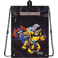 Сумка для обуви с карманом Kite Education Transformers TF20-601M-2, фото 1