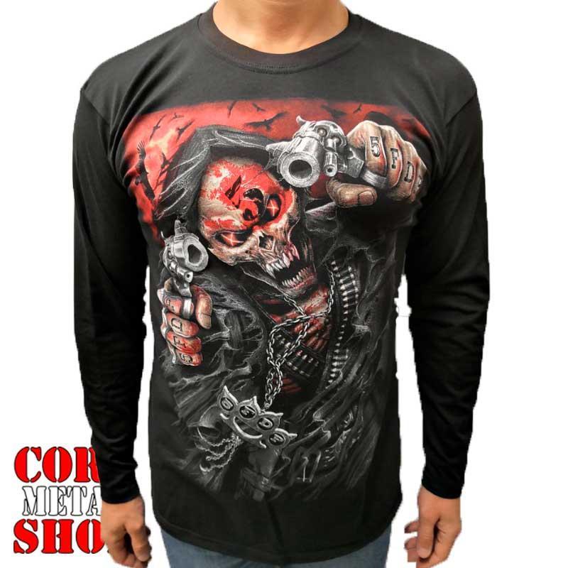 Лонгслив Five Finger Death Punch