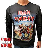 Лонгслив Iron Maiden - The Trooper, фото 1