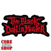 Нашивка The Black Dahlia Murder