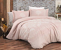 Комплект постельного белья ранфорс двуспальный размер 200х220 Турция (TM Aran Clasy) Lukka