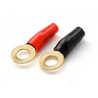 Клеммы (кольцо) 10 мм² 2 шт ACV 30.4700-10