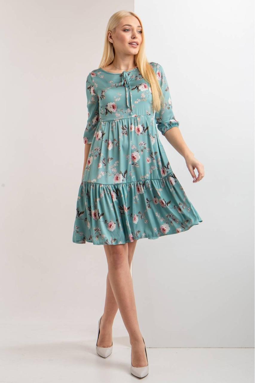 Весняне жіноче плаття